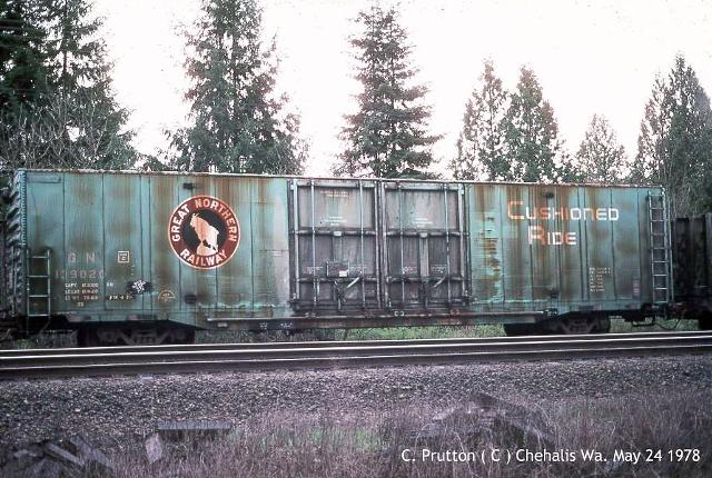 Gn 139000 Series Boxcars Great Northern Empire